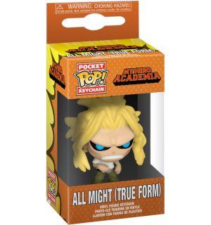Pocket Pop! My Hero Academia - All Might (True Form)