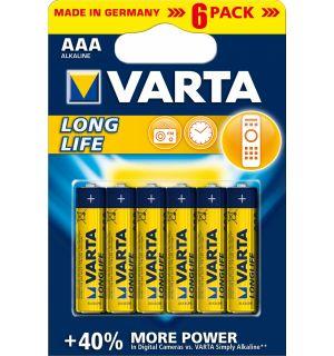 Varta - Ministilo Alcaline (6 pz)