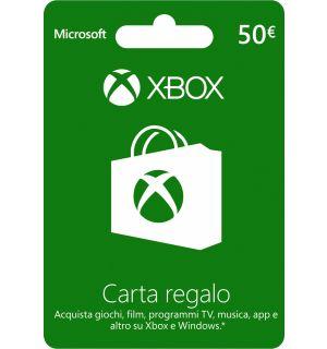 Xbox Carta Regalo EUR 50