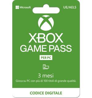 Xbox Game Pass PC (3 Mesi)