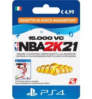 NBA 2K21 15000 VC