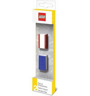 Lego - Temperamatite (2 pz)