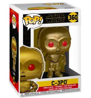 Funko Pop! Star Wars Rise Of Skywalker - C-3PO Red Eyes (9 cm)