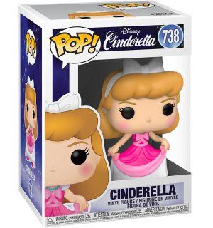 Funko Pop! Disney Cinderella - Cinderella In Pink Dress (9 cm)