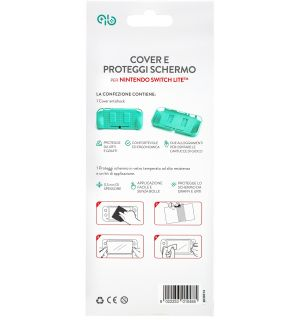 Cover e Proteggi Schermo (Switch Lite)