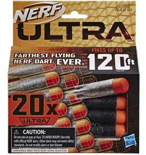 Nerf Ultra - Dardi (20 pz)
