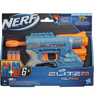 Nerf Elite 2.0 - Volt SD-1 (6 Dardi Inclusi)