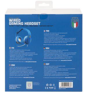 Wired Gaming Headset FIGC - Nazionale Italiana Di Calcio