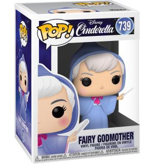 Funko Pop! Disney Cinderella - Fairy Godmother (9 cm)