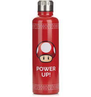 Super Mario - Power Up! (Metallo, 500 ml)