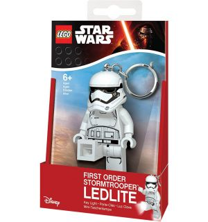 LEGO STAR WARS - FIRST ORDER STORMTROOPER (CON LED)