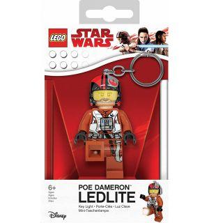 LEGO STAR WARS - POE DAMERON (CON LED)