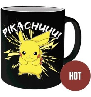 Pokemon - Pikachu (Termosensibile)