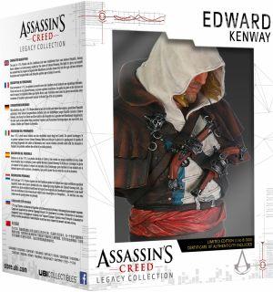 ASSASSIN'S CREED 4 BLACK FLAG- EDWARD KENWAY