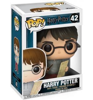 Funko Pop! Harry Potter - Harry Potter With The Marauder's Map (9 cm)