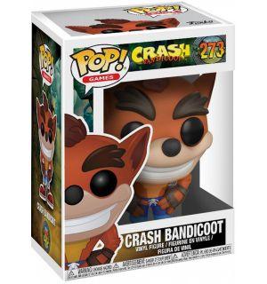 FUNKO POP! CRASH BANDICOOT - CRASH BANDICOOT (GLOWS IN THE D