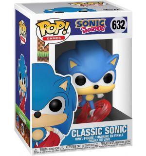 Funko Pop! Sonic 30th - Running Sonic (9 cm)
