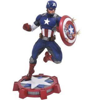 Marvel - Captain America (Marvel Gallery, 23 cm)