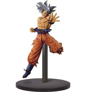 Dragon Ball Super - Goku Ultra Istinto (Chosenshiretsuden, 16 cm)