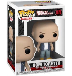 Funko Pop! Fast & Furious - Dom Toretto (9 cm)