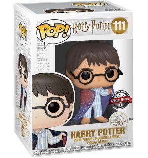 Funko Pop! Harry Potter - Harry Potter In Invisibility Cloak (Special Edition, 9 cm)