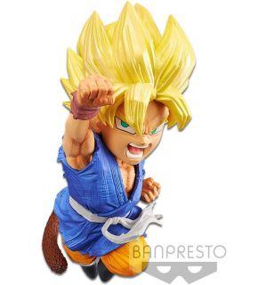 Dragon Ball GT - Super Saiyan Son Goku Wrath of the Dragon (13 cm)