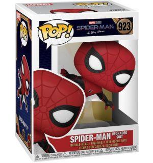 Funko Pop! Marvel Spider-Man No Way Home - Spider-Man (Upgraded Suit, 9 cm)