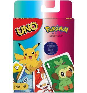 Carte UNO - Pokemon (Edizione Asia, EN)