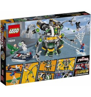 Lego Marvel Super Heroes - La Trappola Tentacolare di Dock Ock
