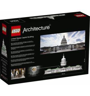 Lego Architecture - Campidoglio Di Washington