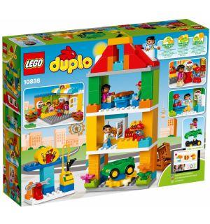 LEGO DUPLO - GRANDE PIAZZA DELLA CITTA'