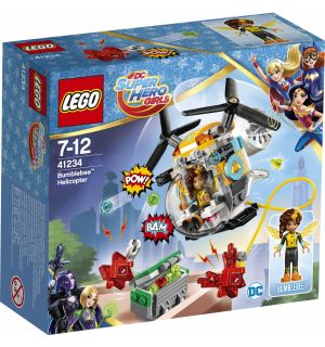 Lego DC Super Hero Girls - L'Elicottero Di Bumblebee