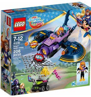 Lego DC Super Hero Girls - L'inseguimento Sul Batjet Batgirl