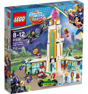 Lego DC Super Hero Girls - Il Liceo Dei Super Eroi