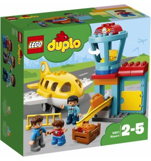 Lego Duplo - Aeroporto