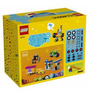 LEGO CLASSIC - MATTONCINI SU RUOTE