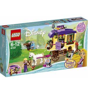 Lego Disney Princess - Il Caravan Di Rapunzel