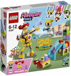 Lego Powerpuff Girls - Duello Al Parco Giochi Di Dolly