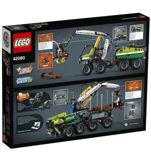 Lego Technic - Macchina Forestale