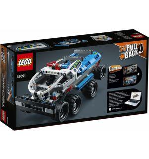 Lego Technic - Inseguimento Della Polizia