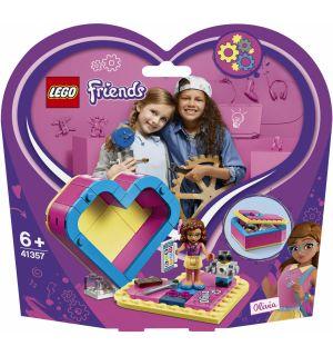 LEGO FRIENDS - SCATOLA DEL CUORE DI OLIVIA
