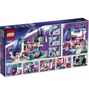 Lego The Lego Movie 2 - Il Party Bus Pop-Up