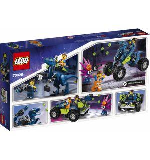Lego The Lego Movie 2 - Il Fuoristrada Rex-Tremo Di Rex