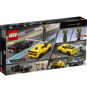 LEGO SPEED CHAMPIONS - 2018 DODGE CHALLENGER SRT DEMON