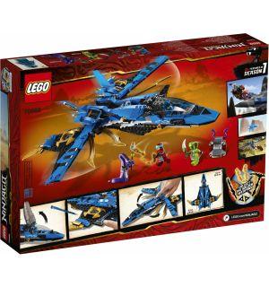 Lego Ninjago - Il Jet Da Combattimento Di Jay