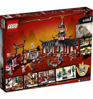 LEGO NINJAGO - IL MONASTERO SPINJITZU