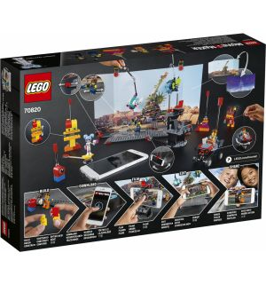 Lego The Lego Movie 2 - Lego Movie Maker