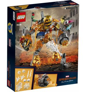 LEGO MARVEL SPIDER-MAN FAR FROM HOME - MOLTEN MAN'S BATTLE