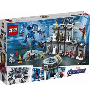 Lego Marvel Avengers - Sala Delle Armature Di Iron Man