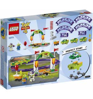 Lego 4+ Toy Story 4 - Ottovolante Carnevalesco